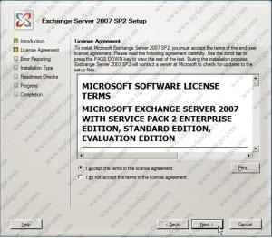 Exchange Server 2007 License