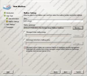 MailboxSettings