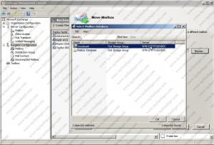 SelectMailboxDatabase