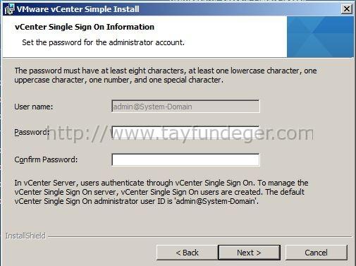 Single-Sign-On-password