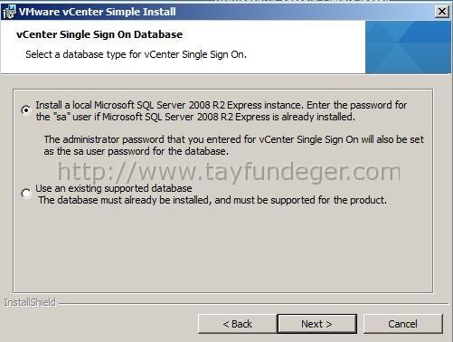 Single-Sign-on-Database
