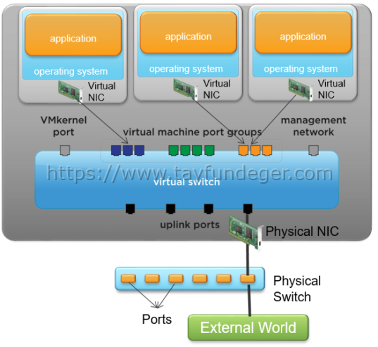 Virtual Networking