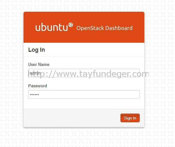 openstackdashboard
