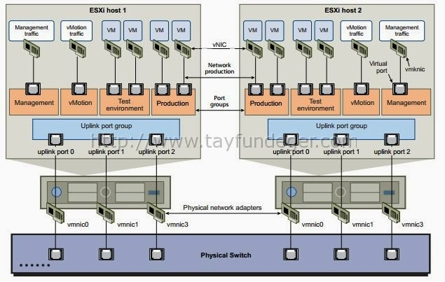 vSwitch-Architecture