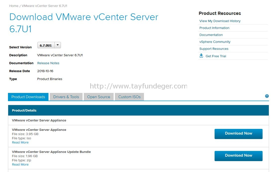 vSphere 6 7 Update 1 Download Link | VMware Virtualization Blog